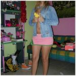 Rencontre à Courbevoie et webcam coquine d'une blonde
